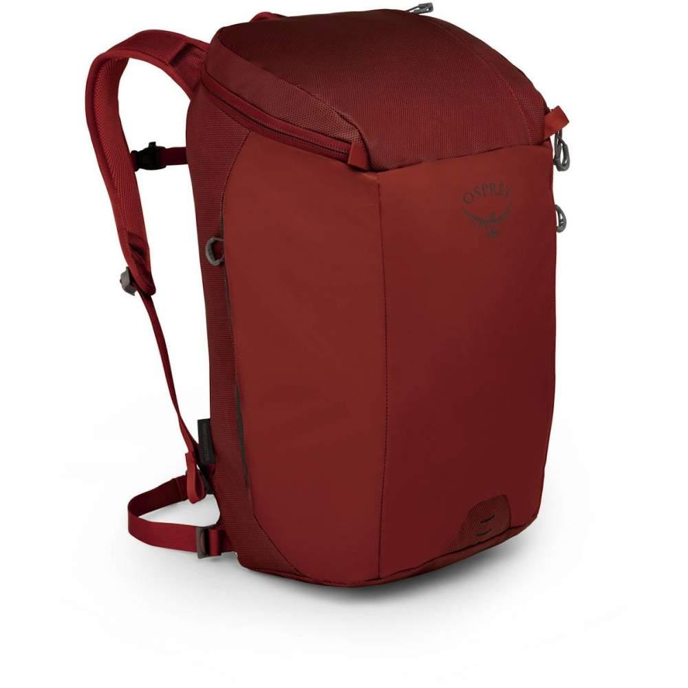 Рюкзак Osprey Transporter Zip 30 Ruffian Red