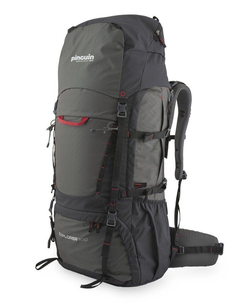 Рюкзак Pinguin Explorer 100 2020 Black