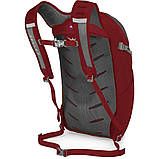Рюкзак Osprey Daylite Plus 20 Real Red, фото 2