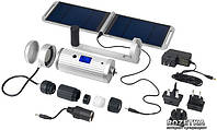 Питание для экшн камер Powermonkey Expedition Hand crank - Solarmonkey - Silver Full kit (XPD-HCSM002)