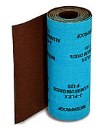 Бумага наждачная 200мм х 5м, №40 на тканевой основе SPITCE