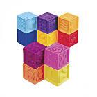 Развивающие Силиконовые Кубики - Посчитай-Ка! Battat BX1002Z, фото 3