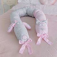 """Подушка валик для детей и для беременных """"КОТОПЕС"""""""