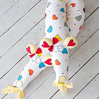 """Подушка валик для детей и для беременных """"Мышки"""""""
