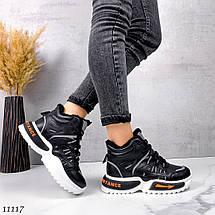 Крутые кроссовки на высокой подошве 11117 (ЯМ), фото 2