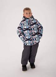 Детский зимний комплект (куртка+полукомбинезон) «Саша»  Разные цвета
