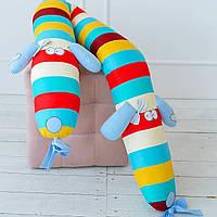 """Подушка валик для детей и для беременных """"Собачки"""""""