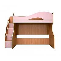 Кровать чердак с диваном внизу ДЛСП 18 мм