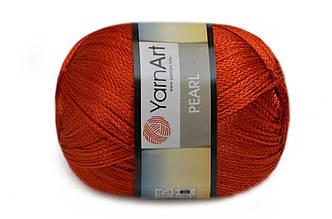YarnArt Pearl, Терракот №118