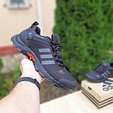 Чоловічі зимові кросівки чорні Climaproof, фото 10