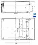 Коробка монтажная IP66 190x140x70 Pawbol S-Box 416 распределительная наружнная   настенная с гладкими стенками, фото 3