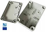 Коробка монтажная IP66 190x140x70 Pawbol S-Box 416 распределительная наружнная   настенная с гладкими стенками, фото 2
