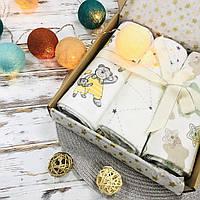 Подарочный набор пеленок Lukoshkino ® нейтральный №6, фото 1