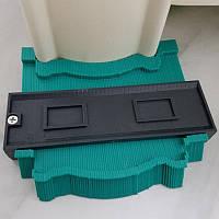 Контурный шаблон манометр Инструмент измерительный Wolfcraft копировать контур на 12,5 см (Реальные фото)