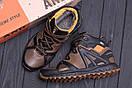 Мужские зимние кожаные ботинки Merrell Hyperlock Olive (реплика), фото 9