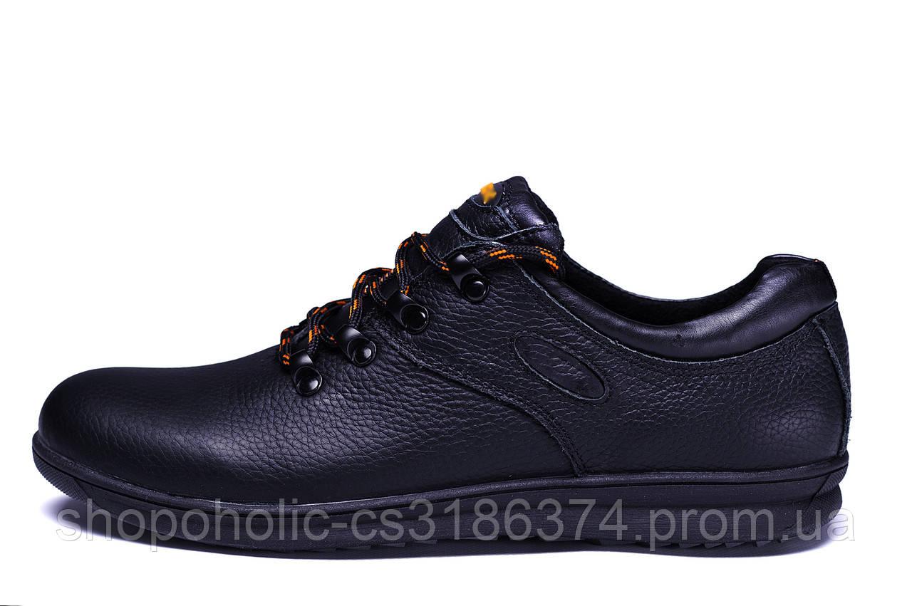 Мужские кожаные кроссовки   Е-series infinity Primavera (реплика)
