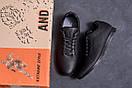 Мужские кожаные кроссовки  YAVGOR Soft series, фото 10