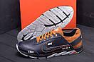 Мужские кожаные кроссовки Nike N700 (реплика), фото 8