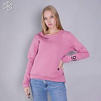 Теплый свитшот No harm 3 Розовый, фото 1