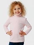 Гольф-стойка с отворотом для девочки Смил, арт. 114726/114727, возраст от 7 до 14 лет, фото 2