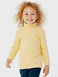 Гольф-стойка с отворотом для девочки Смил, арт. 114726/114727, возраст от 7 до 14 лет, фото 3