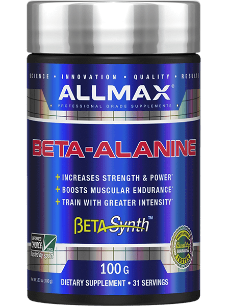 AllMaх Beta-Alanine 100g