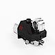 Пеллетная горелка факельного типа OXI 37 кВт авторозжиг с функцией памяти и защитой от возгорания, фото 3
