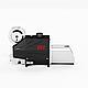 Пеллетная горелка факельного типа OXI 37 кВт авторозжиг с функцией памяти и защитой от возгорания, фото 5