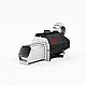 Пеллетная горелка факельного типа OXI 37 кВт авторозжиг с функцией памяти и защитой от возгорания, фото 6