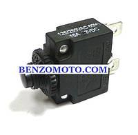 Тепловое реле (теплушка), токовая защита компрессора