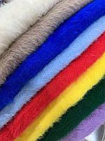 Женский стильный свитер ангоровый травка  теплый
