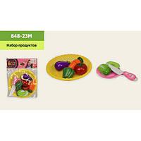 Фрукти та овочі, що діляться навпіл 848-23M