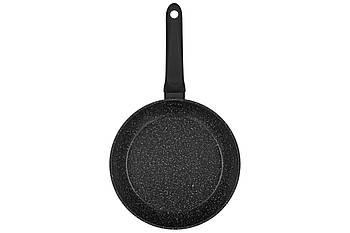 Алюминиевая сковорода 26см без крышки с мраморным антипригарным покрытием Ardesto  Gemini Gourmet (AR1926PF)