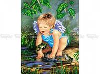 «Игры с лягушками» (A3)