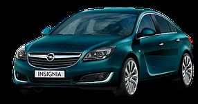 Дефлекторы на боковые стекла (Ветровики) для Opel (Опель) Insignia A 2008-2017