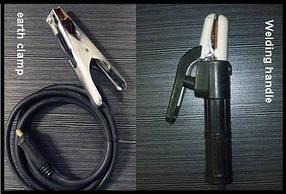 Электродо держатели, зажимы массы