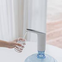 Электрическая помпа для воды, беспроводной Электрический диспенсер для воды Xiaomi и USB-кабелем