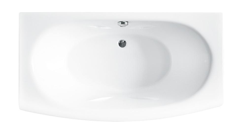 Ванна акриловая BESCO TELIMENA 180х85 + ноги + панель