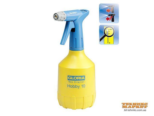 Ручной опрыскиватель Gloria Hobby 10