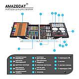 Набор для рисования в чемоданчике Amazecat, модель Travel in space, фото 4