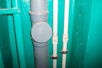 Замена стояков водоснабжения и канализации