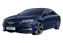 Дефлекторы на боковые стекла (Ветровики) для Opel (Опель) Insignia B 2017+