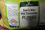 Хлопья Пчелиного и Карнаубского воска, 100 грамм, фото 2