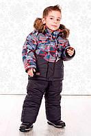Куртка на мальчика Зима 80 размер