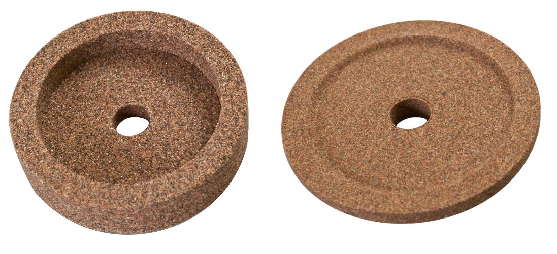 Комплект каменів D51 для заточування слайсеров RGV, Beckers 300/330/350 та ін.