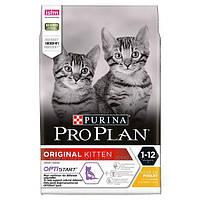 Pro Plan kitten junior сухой корм для котят,а также для беременных и кормящих кошек - 1,5 кг