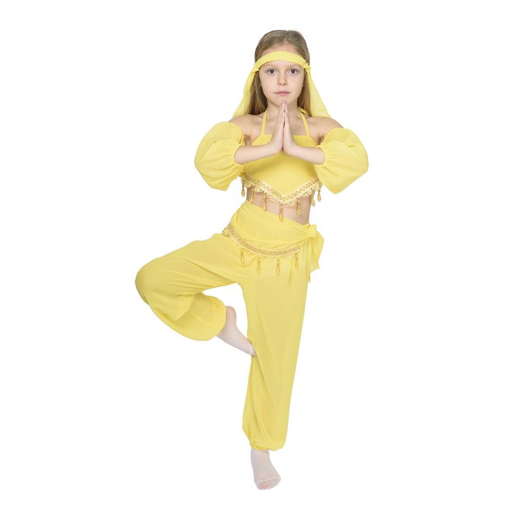 Маскарадный костюм Восточной красавицы для девочки