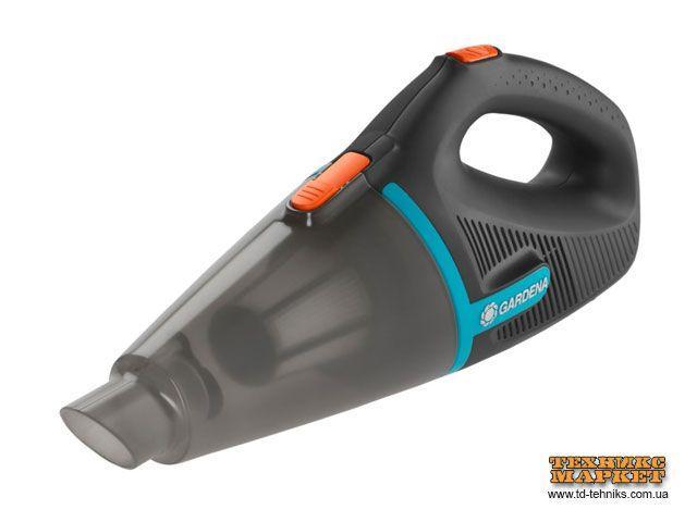 Аккумуляторный пылесос Gardena Accu EasyClean Li (09339-20)