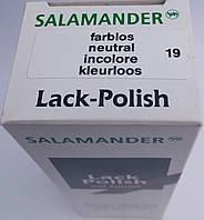 """Крем для лаковой кожи бесцветный ТМ """"Salamander"""" 75мл, фото 1"""