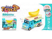 """Машинка-фургон """"Банан"""" MY66-Q1291"""